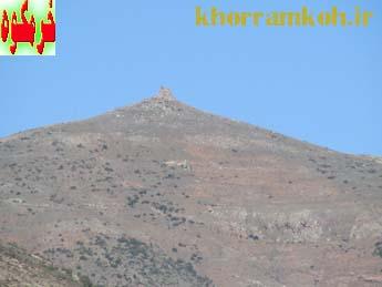 قله کوه میله سنگ