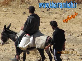 دوره جدید بی آبی در روستای خرمکوه